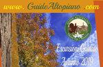 TREKKING AND TREKKING - Guided Tours AUTUMN 2019 - GUIDE ALTOPIANO Asiago7C