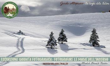 escursione fotografica guide altopiano