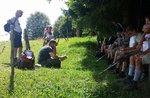 MONTE ZEBIO: Escursione LETTERARIA con GUIDE ALTOPIANO 21 luglio 2017