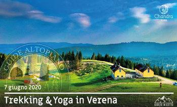 escursione yoga e trekking