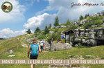 MONTE ZEBIO: linea austriaca, escursione guidata GUIDE ALTOPIANO, 26 luglio 2019