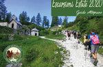 ESCURSIONI e TREKKING  Visite Guidate -  ESTATE 2020 - GUIDE ALTOPIANO Asiago 7C