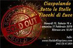 CIASPOLANDO SOTTO i FIOCCHI DI LUCE con GUIDE ALTOPIANO,16 febbraio 2019