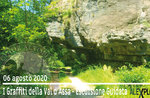 I GRAFFITI DELLA VALDASSA, escursione guidata naturalistica, 6 agosto 2020