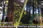 GREEN WALKING EMOTION: escursione emozionale benessere in natura, 18 luglio 2020