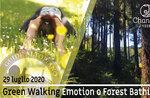 FOREST BATHING oder GREEN WALKING EMOTION: Emotional Walk, 29. Juli 2020