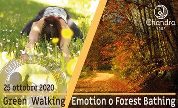 green walking emotion guide altopiano chandra yoga