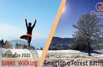 Green Walking Emotion - Guide Altopiano - Chandra Yoga