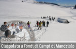 GUIDED SNOWSHOEING OF HERD FIELD FUNDS, 23. Dezember 2020