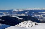 Ausflug MONTE FIOR: Punkte von e. Lussu GUIDES plateau, 4. März 2018