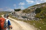 ÖSTERREICHISCHE Festung geführte Trekking mit Führer 9. Juni 2017 PLATEAU