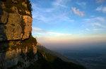 MONTE CENGIO: geführte Trekking mit Führer-9 PLATEAU Juni 2018-Abend