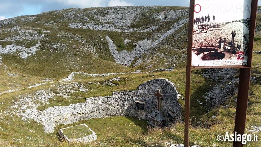 Monte chiesa escursione guidata guide altopiano 17 giugno for Asiago dove dormire