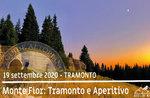 TRAMONTO UND APERITIVO MONTE FIOR, Ausflug, 19. September 2020
