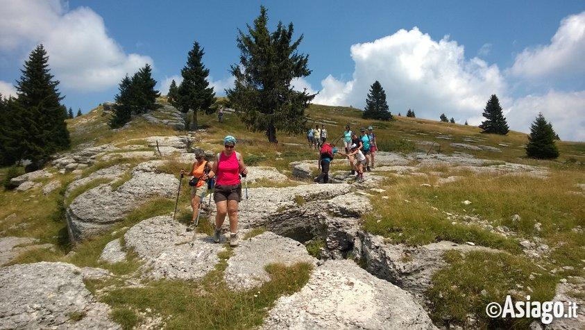 Monte fior e castel gomberto escursione con le guide for Asiago dove dormire