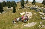 MONTE FIOR:Battaglia Melette Escursione con le GUIDE ALTOPIANO- 28 agosto 2016