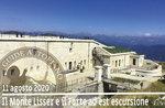 MONTE LISSER und das Fort im Osten, geführte Exkursion 11. August 2020
