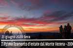 THE FIRST TRAMONTO D