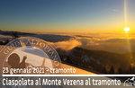 SNOWSHOEING AT MOUNT VERENA, 23. Januar 2021