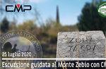 MONTE ZEBIO: Geführte Exkursion mit CMP, 25. Juli 2020
