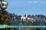 MONTE INTERROTTO ciaspolata guidata con Guide Altopiano, 25 gennaio 2020