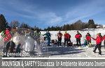 MOUNTAIN & SICHERHEIT Sicherheit in Mountain Winter Environment 04 Januar 2021