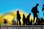 SPEED WALKING al TRAMONTO sul Portule, escursione 16 luglio 2020