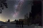 Winter-Sterne: geführte GUIDE Plateau, 2 Januar 2019 Abend