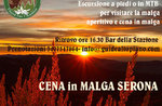 Alpine SUNSET: Malga Serona Ausflug mit GUIDE Plateau-August 12, 2016