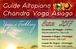 """Trekking e Yoga """"SINTONIA con la NATURA"""" con GUIDE ALTOPIANO e CHANDRA YOGA"""