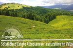 VALBELLA: Highland Summer Solstice, geführte Wanderung, 21. Juni 2020