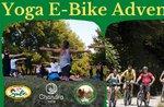 YOGA E-BIKE ADVENTURE: Wellness und Entspannung - E-Bike geführt, 16. Juli 2020