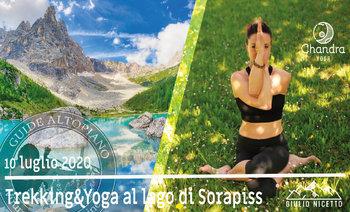 yogaetre3kking lago sorapis
