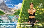 TREKKING & YOGA am Sorapissee, in den Dolomiten, 10.07.2020