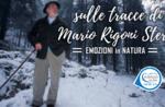 Bei Sonnenuntergang zwischen den Spuren von Mario Rigoni Stern -Mittwoch 1 Januar 2020