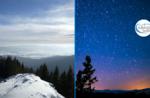 Sonnenuntergang und Sterne am Mount Longara - Samstag, 19. Dezember 2020 ab 15.45 Uhr