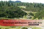 Die Wunder des Plateaus: Mina della Botte - Samstag 17 August 2019