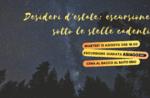 Sommerwünsche: Wanderung unter Sternschnuppen - Dienstag 13 August 2019