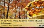 Col dei Remi: poesia tra colori, rumori ed odori dell