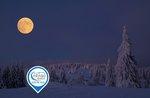 Mondschein in Fort Verena - Samstag 14 Dezember 20