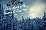Vollmond über der Ebene des Vezzena-Samstag, 22. Dezember 2018