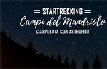 Startrekking Samstag, 10. Februar mit Amateur-Astronom-Schneeschuhwandern-2018