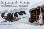 Der Winterkrieg: Ausflug zum Monte Mosciagh-Sonntag 14 Januar 2018