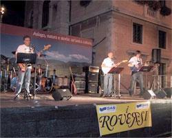 I Roversi in concerto ad Asiago