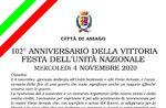 102. Jahrestag des Sieges - Tag der nationalen Einheit - 4. November 2020