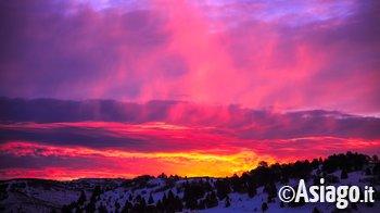 tramonto baralpino