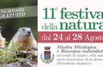 11° Festival della natura a Gallio, 24-28 agosto 2016, Altopiano di Asiago