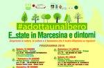 """""""#adottaunalbero - Und... STATE IN MARCESINA UND DINTORNI"""" - Sommer 2019"""