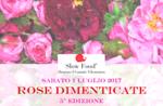 ROSE FORGET-Day die Wiederentdeckung der alten Rosen-Asiago-1. Juli 2017