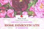 ROSE FORGET-Day die Wiederentdeckung der alten Rosen bei Asiago-7 Juli 2018